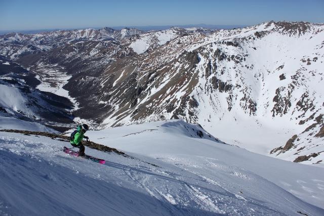 Baguales Ski 1