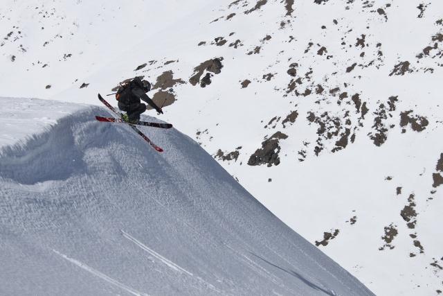 Baguales Ski 3