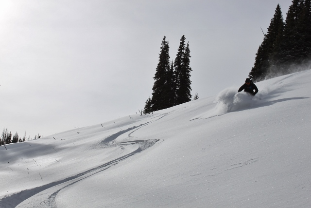 Wolf Creek Peak Ski